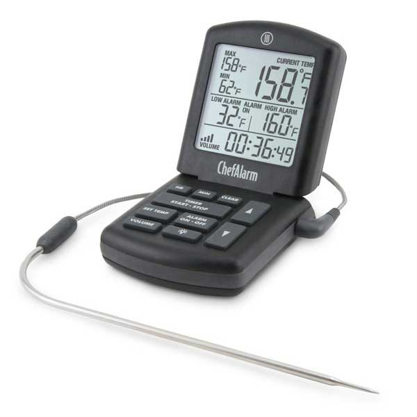 ChefAlarm High Temp Cooking Probe