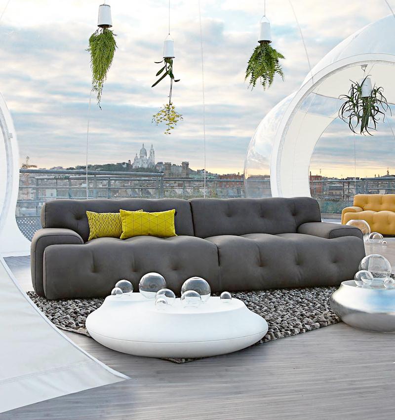 Blogger Large 3 Seat Sofa By Roche Bobois Kitchen Design .