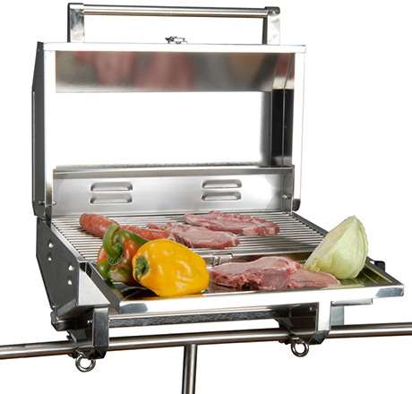 Gas Barbecue Grills for Boats