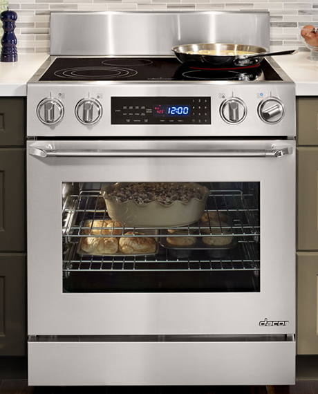 Kitchen Electric : 30″ electric range cooker from Dacor  Kitchen Design Guide