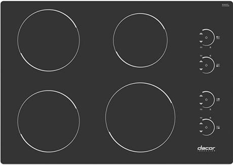 Induction Cooktop Pans >> Dacor Renaissance induction cooktops « Kitchen Design Guide