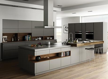 electrolux poggenpohl gourmet range kitchen design guide. Black Bedroom Furniture Sets. Home Design Ideas