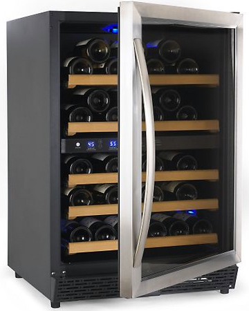 N Finity Wine Cellar 50 Two Temp Kitchen Design Guide