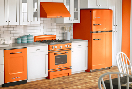 big chill retro appliances kitchen design guide